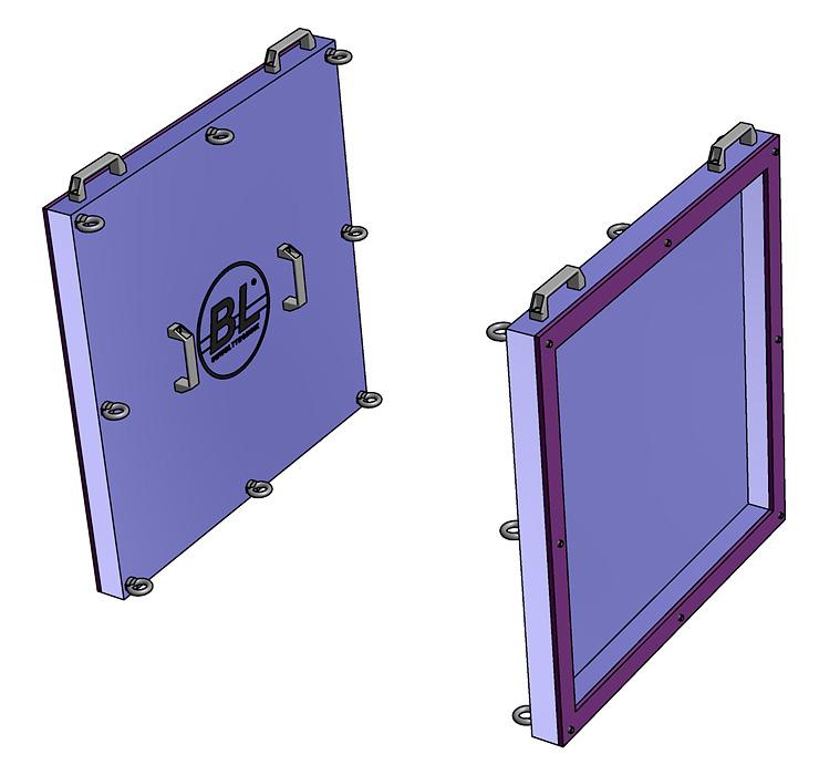 Kellertüren preise  Hochwasserschutz - Mobile Sperrplatten für Fenster und Türen ...